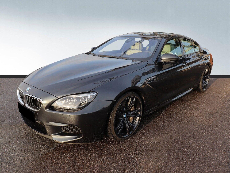 BMW M6 4,4 Gran Coupé aut. 4d - 5.395 kr.