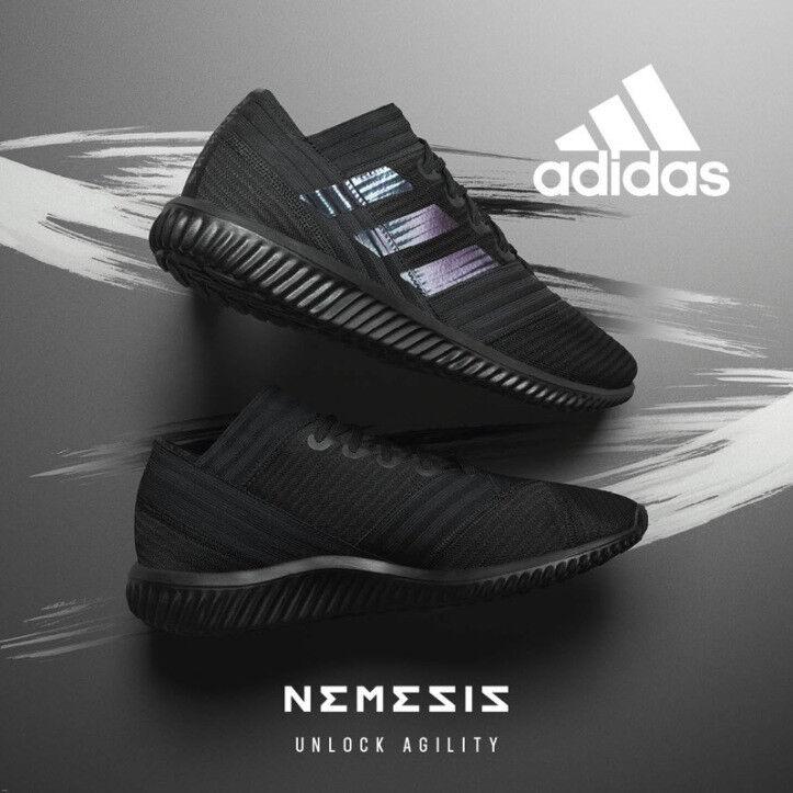 Nemeziz nuove adidas tango 1 sz tr formazione scarpe casual sz 1 9 nero bb3660 06e1c2