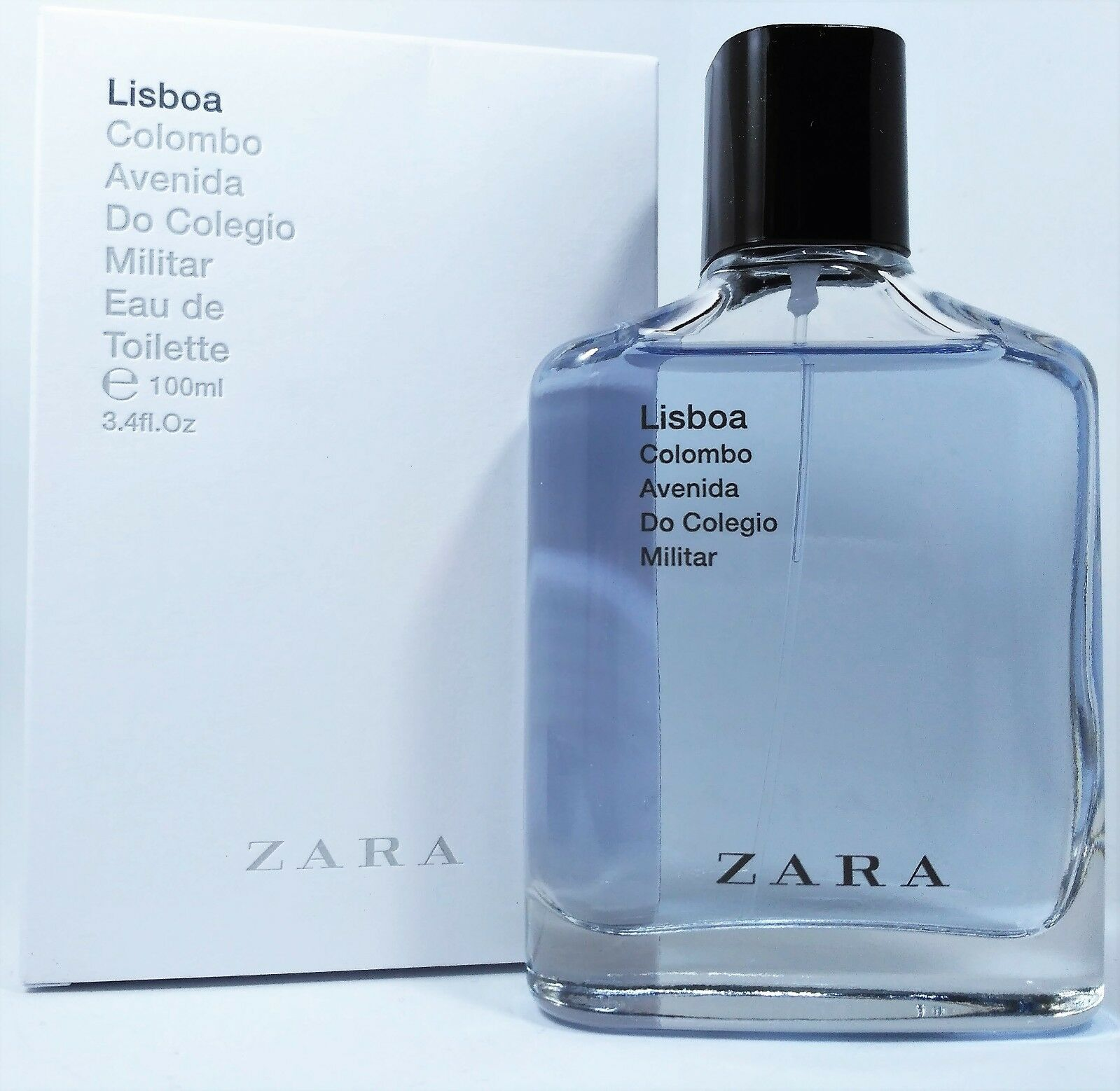 Perfume Man Edt Cities Details Lisboa De Toilette For Collection 100ml Lisbon About Zara Eau wvO8nN0m