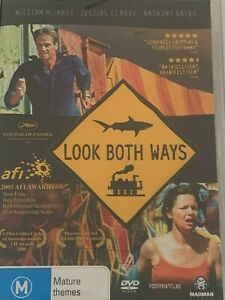 Look-Both-Way-2-DVD-Justine-Clarke-William-McInnes-DVD-Brand-New