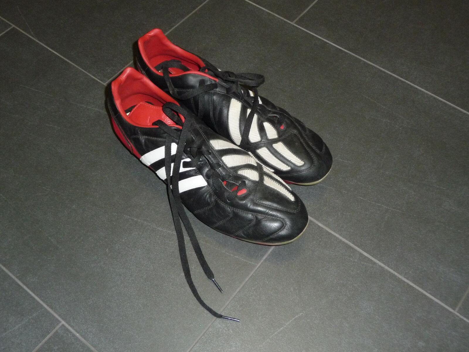 Fußballschuhe Schuhe von Adidas Protator SPG SPG SPG 753 UK 13 schwarz bca305
