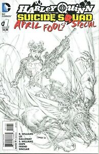 Harley-Quinn-and-the-Suicide-Squad-April-Fools-Special-1-Jim-Lee-Sketch-Variant