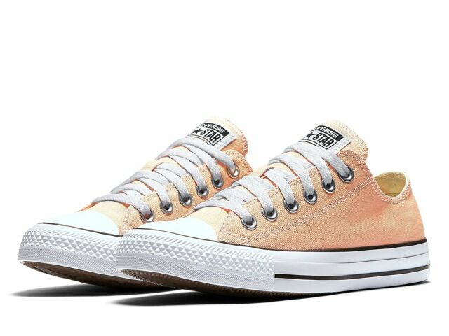 Womens Converse Shoes Chuck Taylor All Star Ox Sunset Glow 155573f ... 674650864