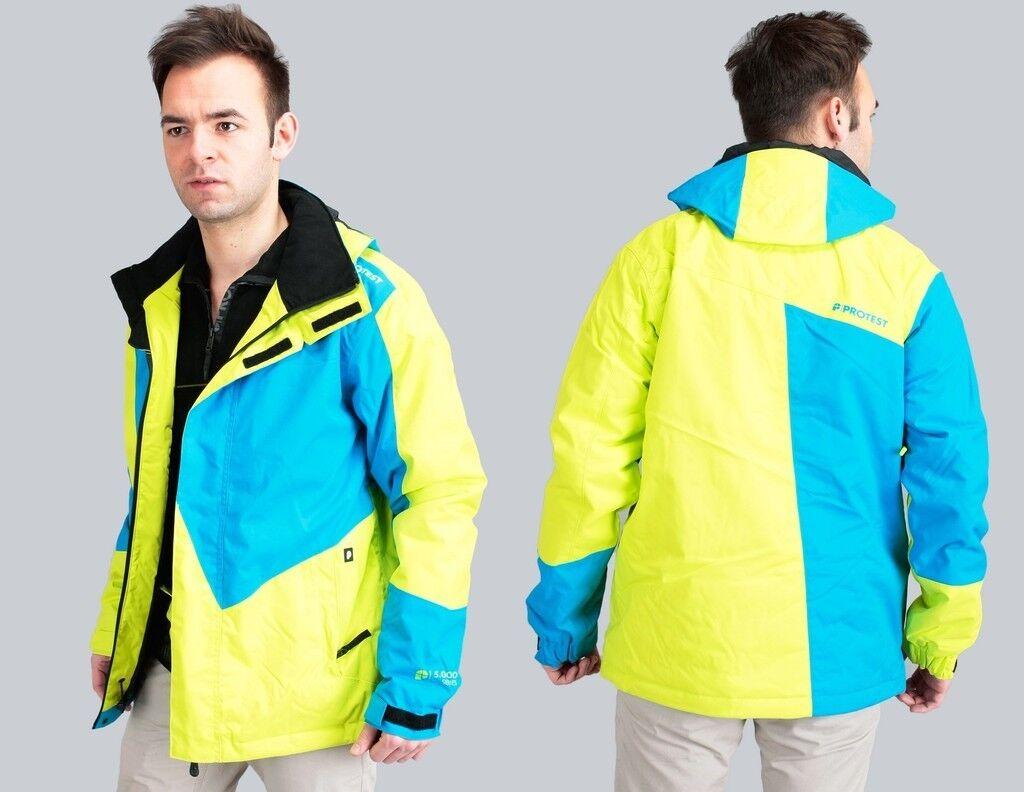 Protest Jacke Snowboardjacke  Mailbox  Farbe  Magic Blau Gr.  S - XL