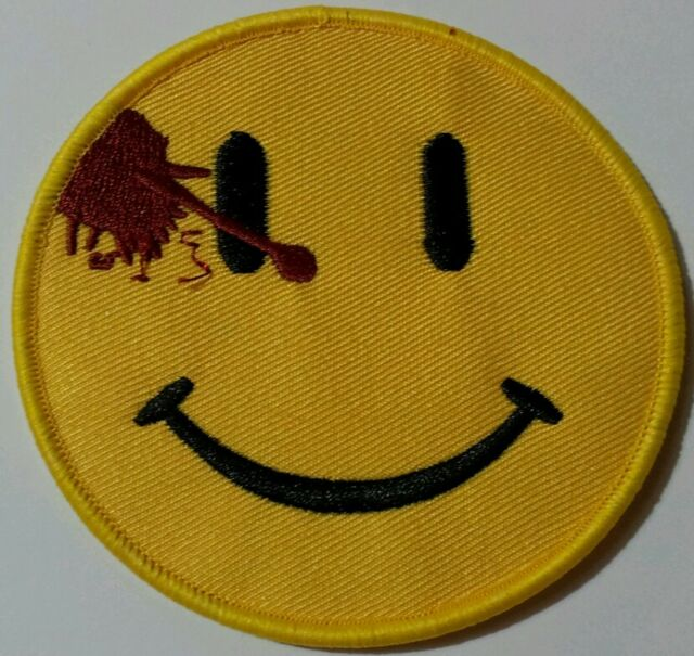 Watchmen embroidered patch