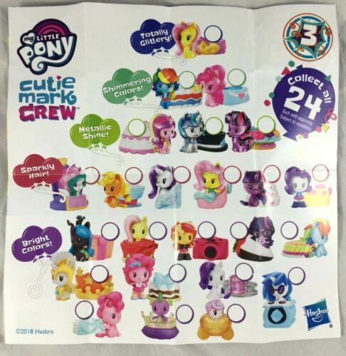My Little Pony Cutie Mark Crew Series 3 Wedding Bash Chrysalis Flurry Twilight