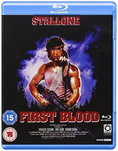First Blood [Blu-ray] [DVD][Region 2]