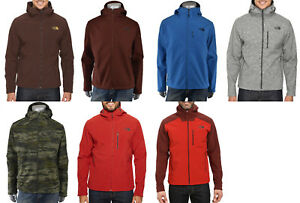 cb238c1aa Details about Men's North Face Apex Bionic 2 Hoodie Softshell Jacket New  $170