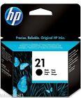HP N 21 NERO ORIGINALE OEM CARTUCCIA A GETTO di inchiostro C9351AE DESKJET