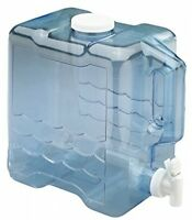 Beverage Dispenser Container Kids Drinks Party Beach Sports Touchline - 2 Gallon