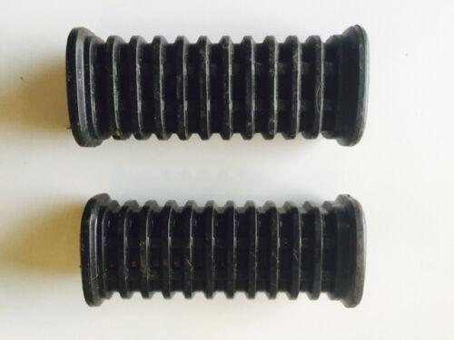 Jawa CZ Footpeg Rubbers. pair .