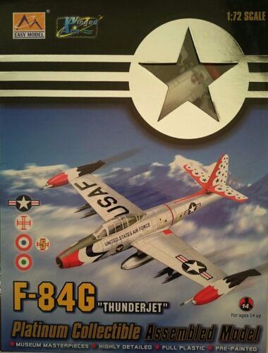 1//72 *NEU* F-84G /'Thunderjet/' /'Portugal/' Easy Model Plastikfertigmodell