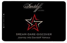 VENETIAN casino *Davidoff Cigars Dream.Dare Discover *NEW* LV hotel key card