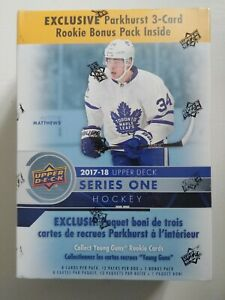 2017-18-NHL-Upperdeck-Series-One-BREAK-Mega-Box-31-SEATS-1-RANDOM-TEAM