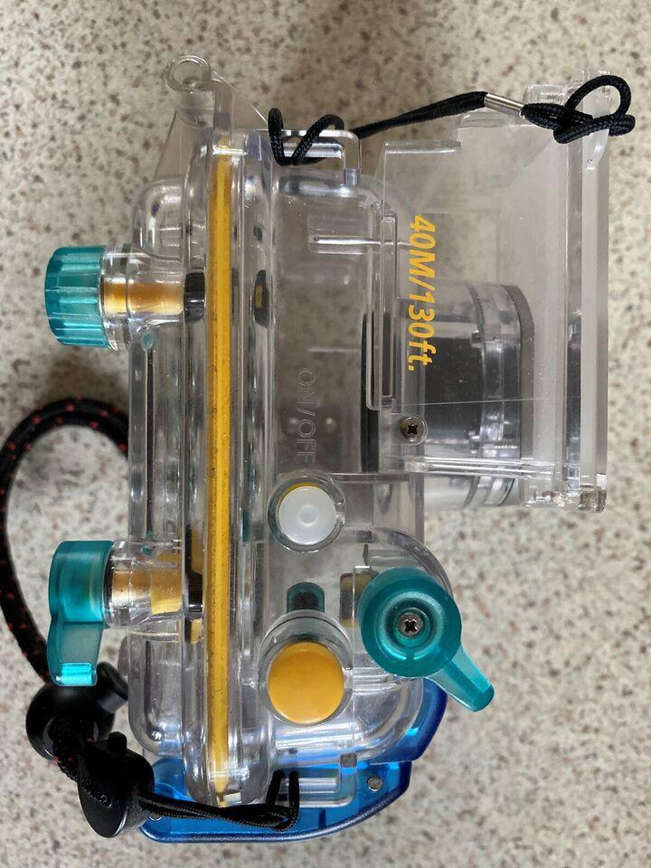 Waterproof UV case til Canon kamera Canon WP - DC800