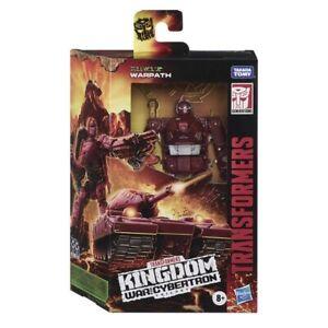 Transformers Generations Kingdom War for Cybertron Warpath *New**Sealed*