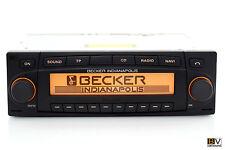 Becker Indianapolis BE7920 für Mercedes W140 W210 R129 SL AMG Porsche Navi