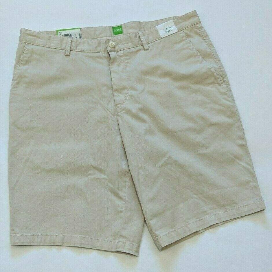 Hugo Boss Mens Clyde Stretch Shorts - Stretch Boss- Size 36 -NWT