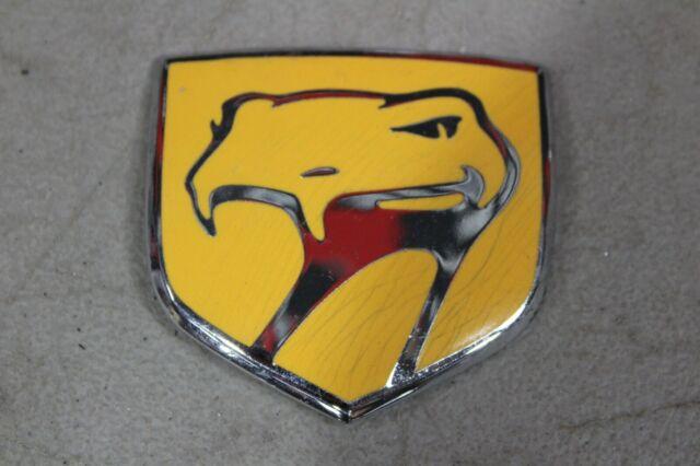 NEW 1993-2002 Dodge Viper Roadster SNAKE Medallion Trunk ...  Dodge Viper Emblem History