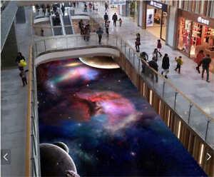 Fußboden Tapete ~ Traumhafte aussicht d fußboden wandgemälde foto bodenbelag tapete