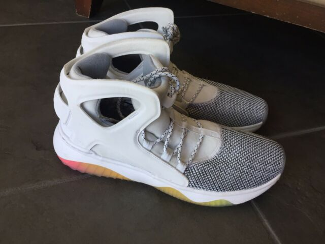 Size 8.5 - Nike Air Flight Huarache Ultra White Pure Platinum