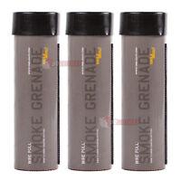Enola Gaye Wire Pull (photo & Video) Smoke Grenades - Black Charcoal (3 Pack)