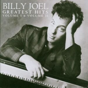 BILLY-JOEL-GREATEST-HITS-VOLUME-I-amp-VOL-2-2-CD-NEW