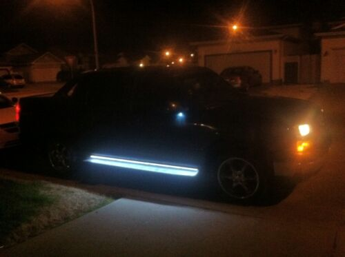 Running Board LED Light Kit Nerf Step Truck SUV - Several Sizes and colors