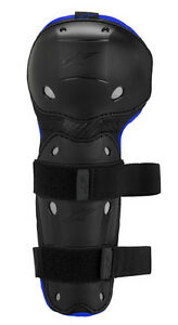 Alpinestars AYC Youth Knee Guard Blue Black Closeout Price!