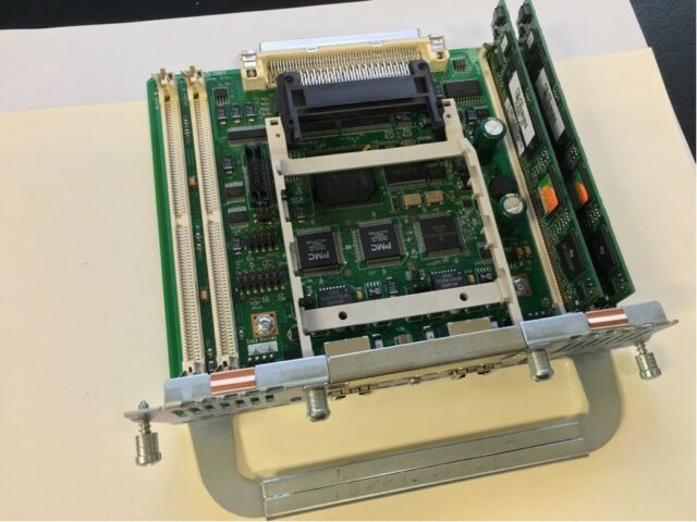 Cisco IP High-Density Digital Voice Network Module w/ DSP Module NM-HDV2-2T1/E1