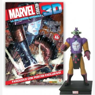 MARVEL HEROES 3D Uscita n° 97 Nova Collezione ufficiale ACTION FIGURE