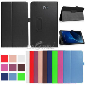 For-Samsung-Galaxy-Tab-A-A6-10-1-SM-T580-T585-2016-PU-Leather-Smart-Case-Cover