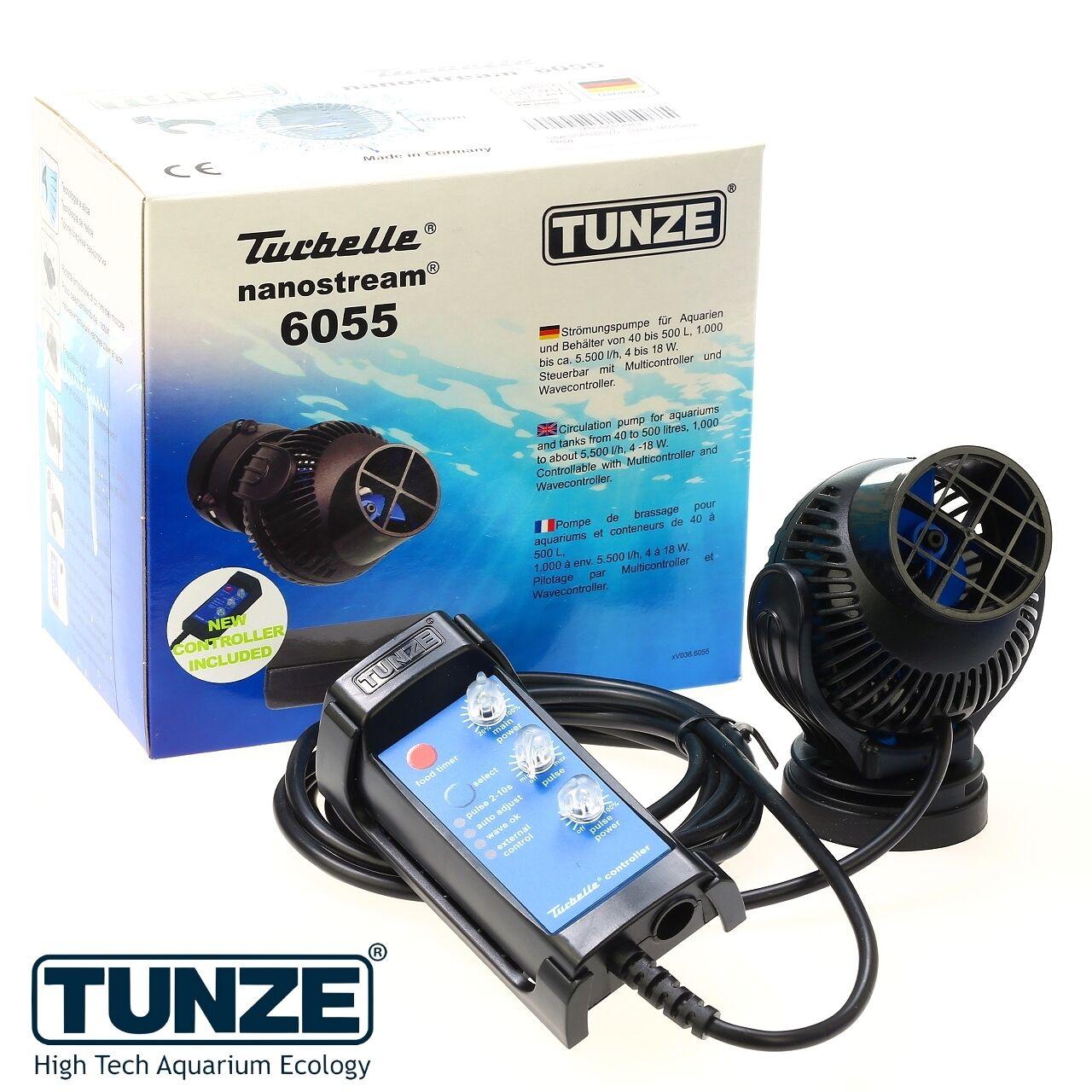 Tunze Turbelle NanoStream 6055 Controllable Pump w  Controller Electronic