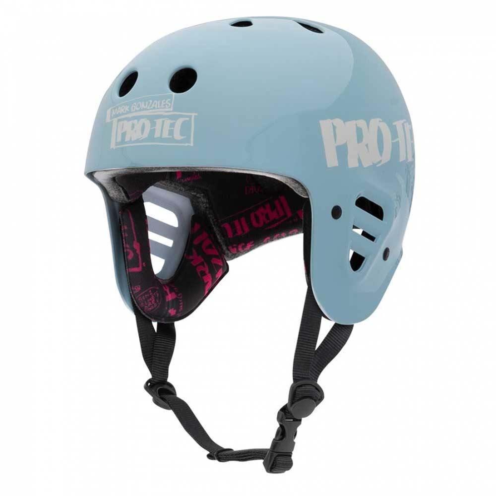 Pro Tec Full Cut Cert Gonz 2 Helmet Light bluee