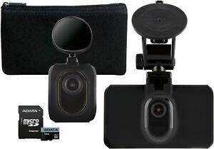 Halfords-HDC300-Car-Dash-Cam-amp-HDC-R-Rear-Dash-Cam-Bundle-WiFi-150-View
