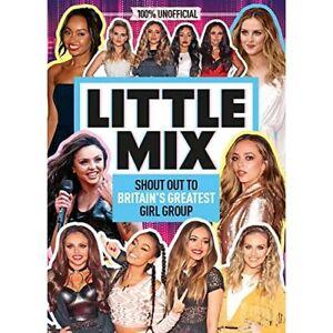 100-Idols-Unofficial-Little-Mix-Hardback-NEW-Mackenzie-Malc