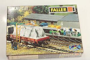 Faller-H0-120227-vagon-carga-Carga-Mas-en-emb-orig