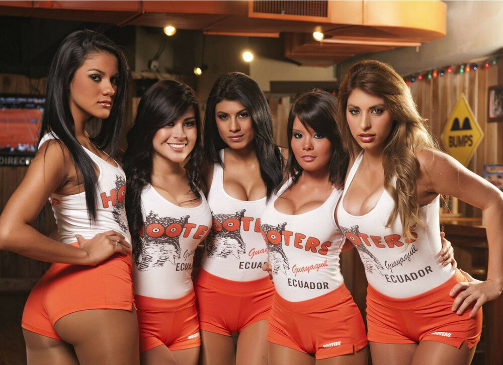 ** ** Réduit Cheerleader Hooters Fille Brillant Brillant Collants ** Vente / Freepostage **-tage**