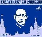 Fireworks/Petruschka/Ode/Orpheus/+ von Moscow State Philh.Orch.,I. Strawinsky,Ussr Spo (2013)