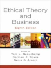 Ethical Theory and Business 8th Edition-Beauchamp, Bowie,Arnold.Free Shipping