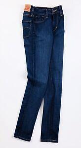 Levi-039-s-721-Jeans-Damen-High-Rise-Skinny-Blau-Geschichte-Dark-Indigo-188820047