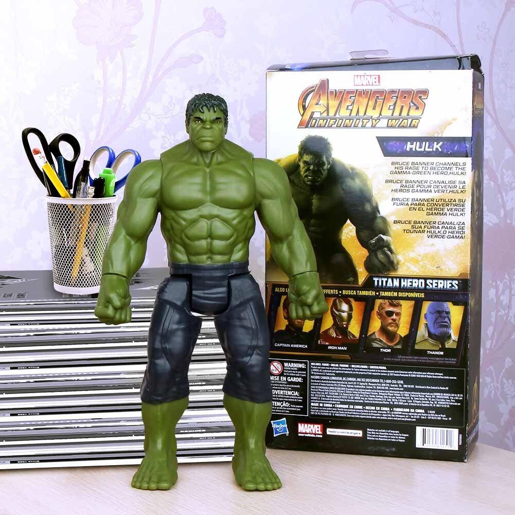 """Hulk Titan Serie Avengers 12 /""""Super Hero Action Figure für Kid Toy Geschenk 2019"""