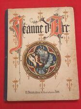 JEANNE D'ARC SIRVEN LIVRE HISTOIRE