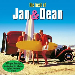 Jan-amp-Dean-The-Very-Best-Of-Greatest-Hits-2CD-NEW-SEALED