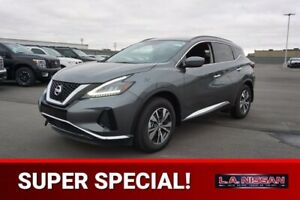 2020 Nissan Murano S APPLE CARPLAY/ANDROID AUTO, REARVIEW MONITOR, HE