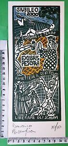 EX-LIBRIS-13-034-INTROVABILI-CONCORSO-GIUBILEO-2000-034-DOMENICO-BUSCAGLIA