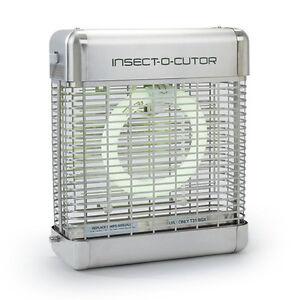 Intelligent Electric Fly Zapper Insecte Tueur Piège Uv Pest Catcher Cuisine Shop Insecte-afficher Le Titre D'origine Assurer IndéFiniment Une Apparence Nouvelle