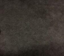 ORIGINAL Alcantara Stoff SCHWARZ Cover mit 1mm Schaumstoff Rücken ca.42cm breit!