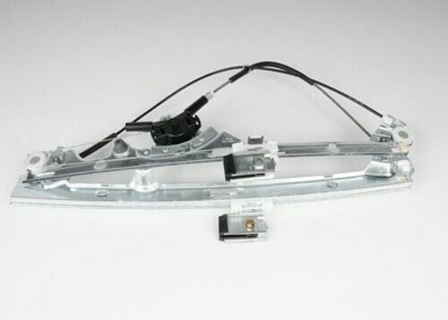 Drivers Front Manual Window Lift Regulator Assembly Replacement for Chevrolet GMC Pickup Truck 15871124
