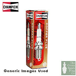 4x Champion EON Spark Plug EON4